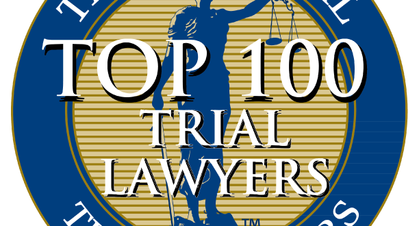 Top 100 Trial Lawyers - Evan Levow