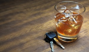 Car Keys & Alcohol DUI