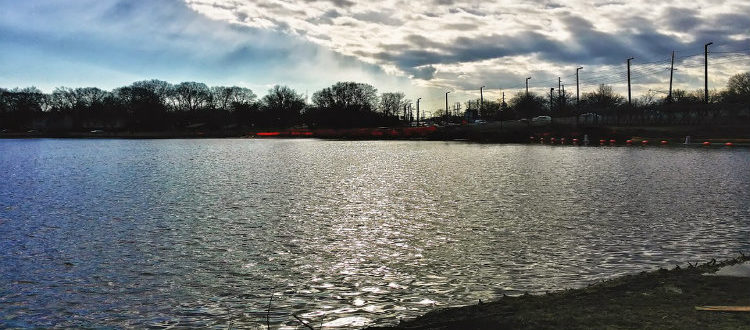 lake in camden nj